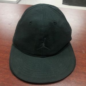 Toddler boys Michael Jordan solid blk hat NEW